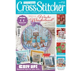 Cross Stitcher 352 (JAN 2020)
