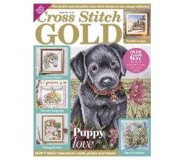Cross Stitch Gold nr 161