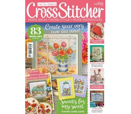 Cross Stitcher 347 (AUG...