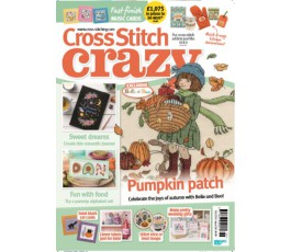 Cross Stitch Crazy 259 (OCT...