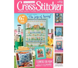 Cross Stitcher 354 ( March...