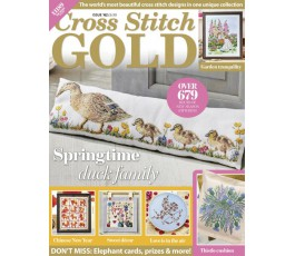 Cross Stitch Gold nr 162