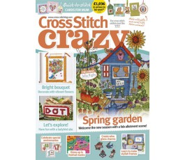 Cross Stitch Crazy  265...
