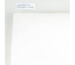 Len obrazkowy 25 ct (50 x 70 cm) kolor: 101 - kość słoniowa