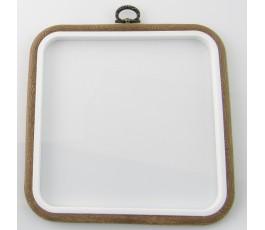 Wood tambour square 15,5 x...