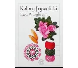 Kolory frywolitki - Ewa...