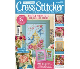 Cross Stitcher 361 OCT 2020