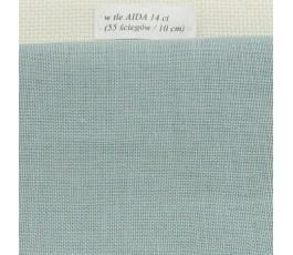 BELFAST 32 ct (50 x 70 cm) kolor: 778 - stalowoszary