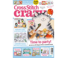 Cross Stitch Crazy  267...