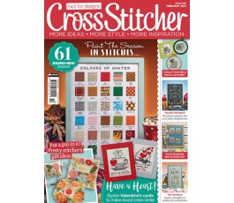 Cross Stitcher 366 FEB 2021