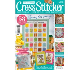 Cross Stitcher 368 APR 2021