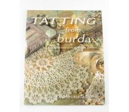 Tatting from burda