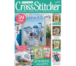 Cross Stitcher 371 SUMMER 2021