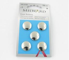 Buttons 19 mm, 5 szt.