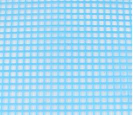 Plastic canvas 7 ct blue 32...
