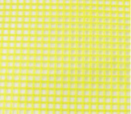 Plastic canvas 7 ct lemon...