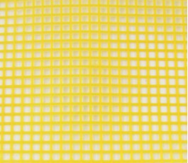 Plastic canvas 7 ct yellow...