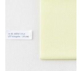 AIDA  14ct (35x42 cm) kolor: 2030 - kremowy