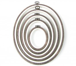 Flexi oval hoop 8,5 x 10,5...