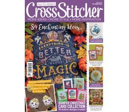 Cross Stitcher 375 October...