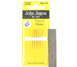 Tapestry Petite Sewing Needles