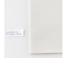 LINDA 27 ct ( 35 x 42 cm) kolor: 264 - ecru