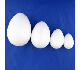 Jajko styropianowe wysokość 15 cm