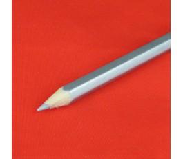 Ołówek spieralny srebny