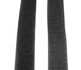 Taśma rzepowa czarna 20 mm