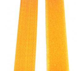 Taśma rzepowa pomarańczowa 20 mm
