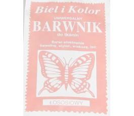 Barwnik do tkanin - kolor: łososiowy