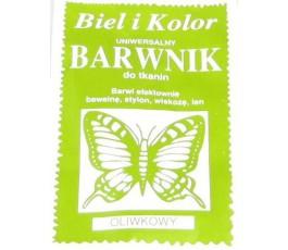 Barwnik do tkanin - kolor: oliwkowy