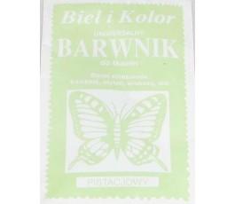 Barwnik do tkanin - kolor: pistacjowy