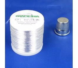 Madeira Metallic nr 6 kolor: silver