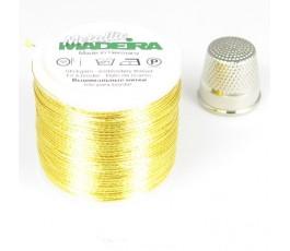Madeira Metallic nr 6 kolor: gold 43