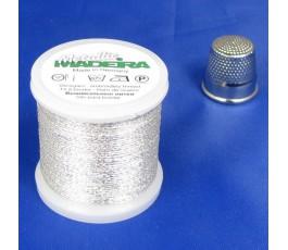 Madeira Metallic nr 12 kolor: silver