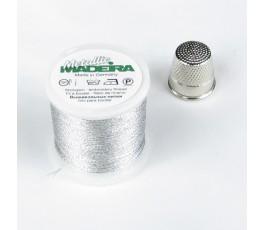 Madeira Metallic nr 12 kolor: silver 31