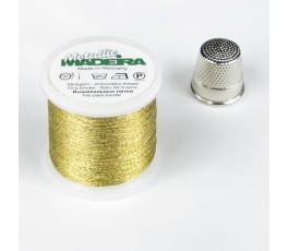 Madeira Metallic nr 12 kolor: gold 37