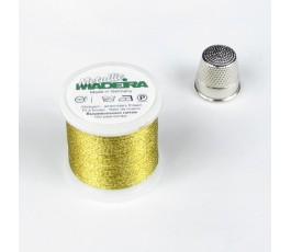 Madeira Metallic nr 12 kolor: gold 38