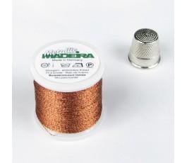 Madeira Metallic nr 12 kolor: copper