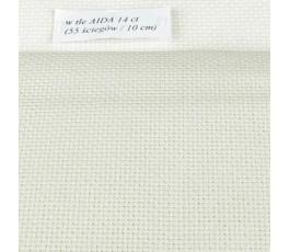 AIDA 16 ct (35 x 42 cm) kolor: 770 - perłowobeżowy