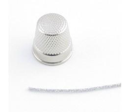 Sznurek srebrny 1,2 mm