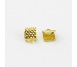 Uchwyt do wstążek złoty 6 mm
