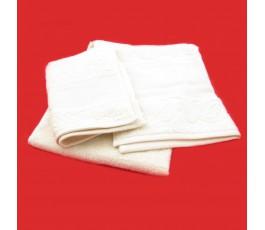Ręcznik 30 x 50 cm ecru