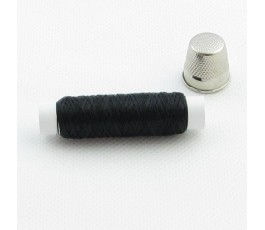 Thread – line 0,125mm, colour: black 115m