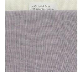 BELFAST 32 ct (50 x 70 cm) kolor: 5045 - liliowy