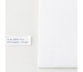 HARDANGER 22 ct (35 x 35 cm) kolor: 1 - biały