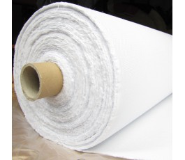 AIDA na metry 16 ct, kolor: biały