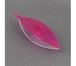Czółenko Starlit róż/przezroczysty (SHH410PC)
