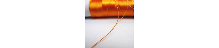 Floss silk threads
